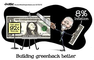 Building greenback better