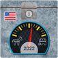 2022 Election Ballot Gauge Illustration by Greg Groesch/The Washington Times