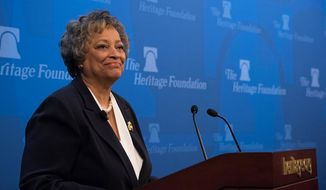 Kay Coles James (Courtesy The Heritage Foundation)