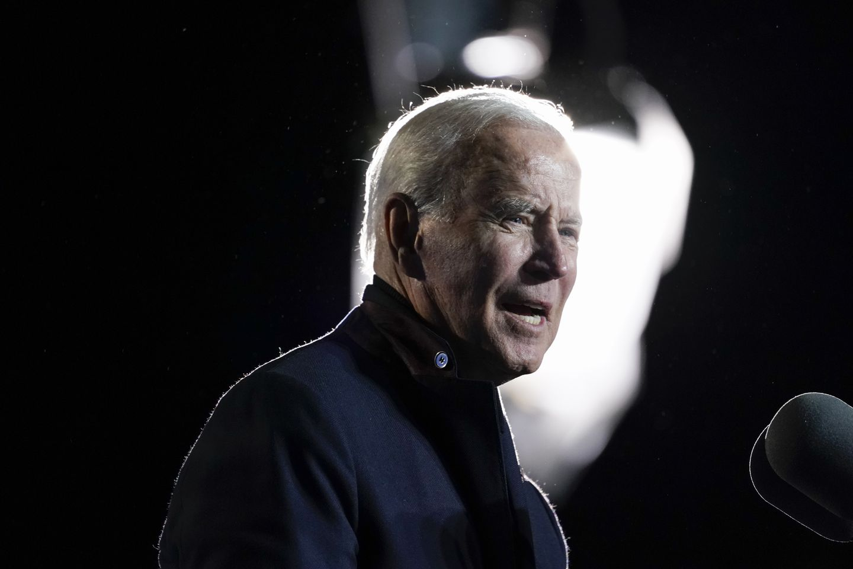Joe Biden boots paid family leave from $2 trillion social welfare bill