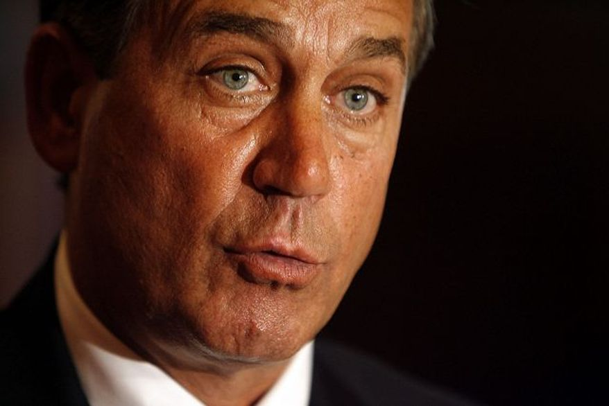 **FILE** John A. Boehner