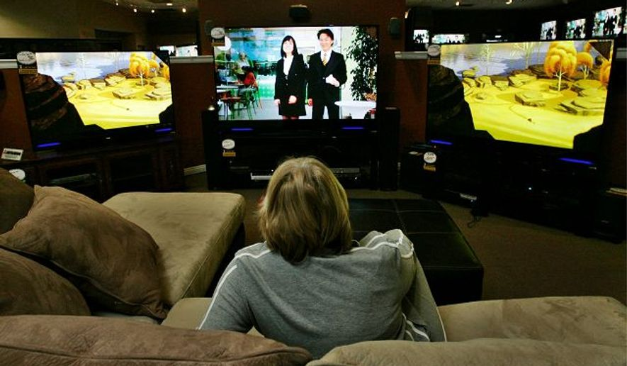 Mary Addison Considered Televisions And Furniture Tuesday At A Store In La  Habra, Calif.