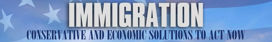 Immigration: Conservative and economic solutions to act now