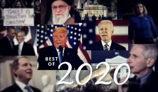 Best of 2020: Top stories and columns from The Washington Times