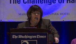 The Washington Times 30th Anniversary Symposium - Family