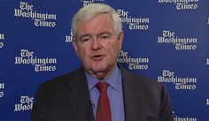Newt Gingrich discusses winning control of the Senate in November with TellDC