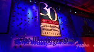 The Washington Times Celebrates 30 Years