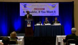 The Washington Times 30th Anniversary Symposium - Freedom