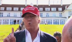 Trump Touts New Poll Numbers While in the Uk